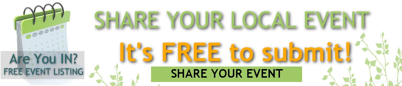Share Your Niagara Event Free